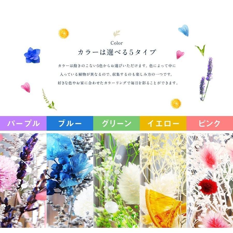 母の日ギフト 蜂蜜3種とハーバリウムギフトセット 送料無料 はちみつ専門店 かの蜂|kanohachi|06