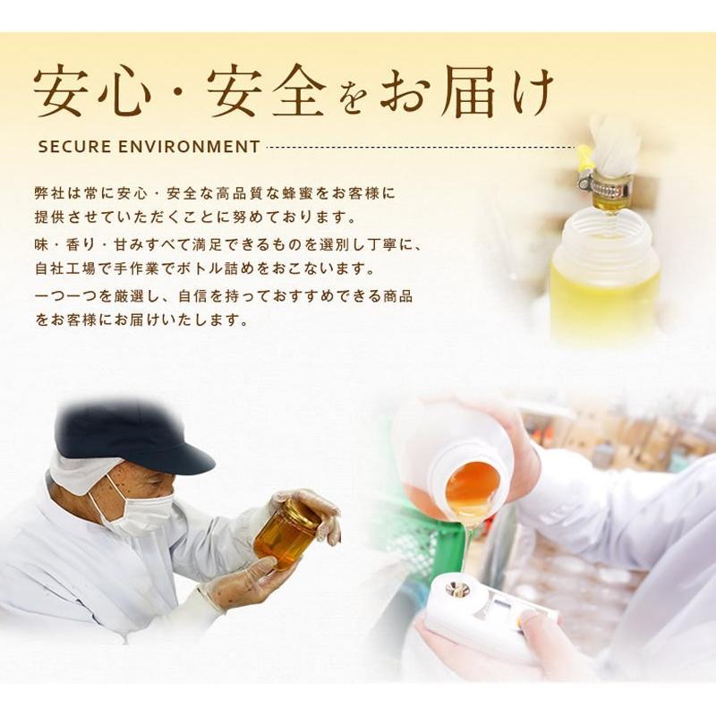 リニューアル!ゴールデン純粋はちみつ1kg 1,000g コクのあるブレンド蜂蜜 業務用にも 蜂蜜専門店 かの蜂 kanohachi 04