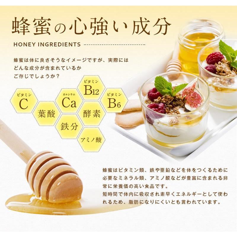 リニューアル!ゴールデン純粋はちみつ1kg 1,000g コクのあるブレンド蜂蜜 業務用にも 蜂蜜専門店 かの蜂 kanohachi 05