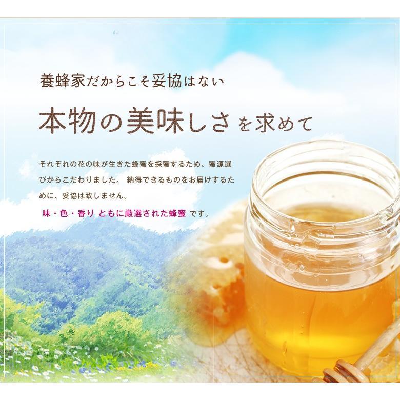 蜂蜜 ギフト ピュアハニープッシュボトル3種(国産・ヨーロッパ産・アルゼンチン産)セット PURE HONEY  国産蜂蜜 はちみつ 蜂蜜専門店 かの蜂 kanohachi 12