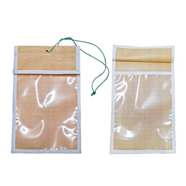 ネーム袋 タグ 荷札ラベル コンテナバック フレコン用 50枚 サイズ 180×290mm 土木 建築 農作業 土のう袋 kanryu 02