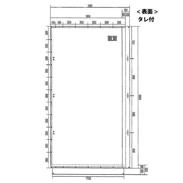 防音シート 遮音 工事用 土木 建築 シート 足場 ネット 灰色  グレー 国産  サイズ 1.8×3.4m 厚み1.0mm 2枚入|kanryu|06