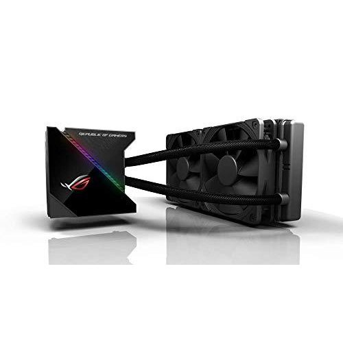 ASUS 90RC0030-M0UAY0 ROG Ryujin 240 All-In-One Liquid CPU Cooler With Live