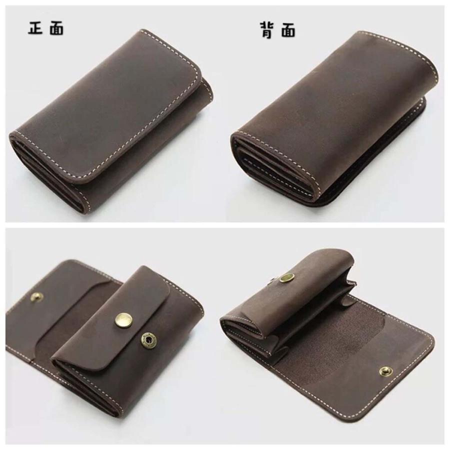 8515034fffff 小銭入れ ミニ財布 メンズ カード収納 レザー 本革 メンズ サイフ ...
