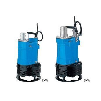 ツルミ 水中ポンプ KTV2-8