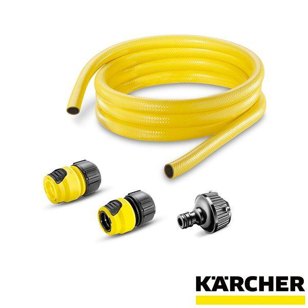 メーカー公式 ケルヒャー 気質アップ KARCHER 水道ホースセット 3m