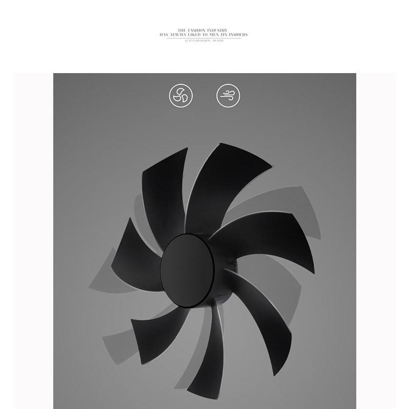 扇風機 スクエア型 USB充電 デスクトップ 風量調整可能風量2段階|karei|08