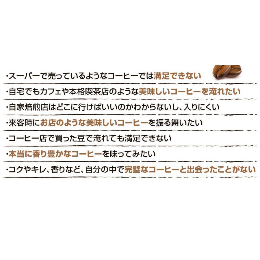 コーヒー豆 選べるコーヒー豆 3種類合計300g  お試しセット|kariomon|06