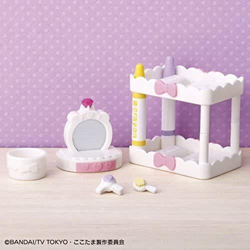 ヒミツのここたま ベッドルームセット karisomesh 06