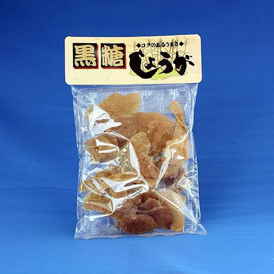 ★【ネコポス配送】税・送料込み!!黒糖しょうが2袋セット karokuen 02
