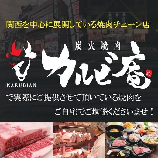 焼肉 BBQ バーベキュー ホルモン タレ漬け てっちゃん 250g  karubiann 02