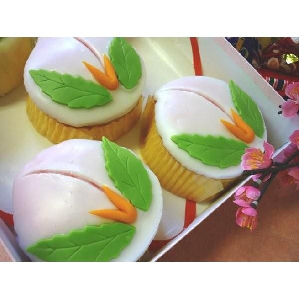桃カステラ(1個、2個、3個、5個) ひな祭り|kashuen-moricho|04