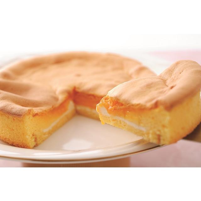 半熟 生カステラ(ダブルチーズ) 【冷凍配送】ギフト お取り寄せグルメ|kashuen-moricho
