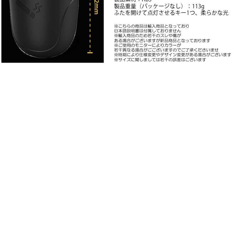 LED付き カー灰皿 スモーク 車載 カー用品 ドリンクホルダー 煙草 タバコ 喫煙 シガー トレイ お洒落 KUHAZA kasimaw 04