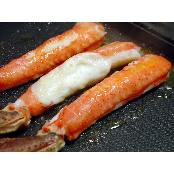 ズワイガニ ポーション カニ 訳あり かにしゃぶ しゃぶしゃぶ 紅 カニ鍋 海鮮 お家グルメ 巣ごもりグルメ 送料無料 蟹  北海道 蟹足 1kg|kassai|04