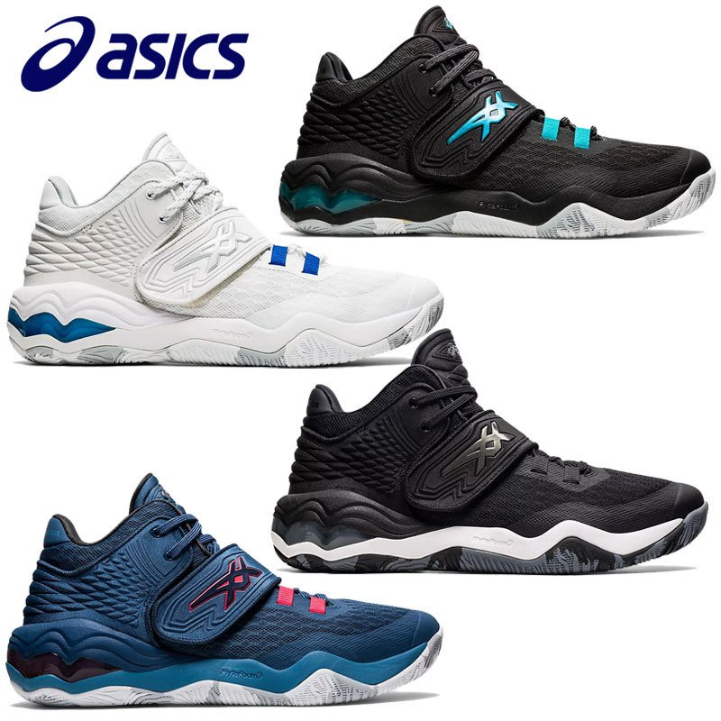 アシックス バスケットボールシューズ 高品質新品 INVADE 新品未使用正規品 1061A029 NOVA インベイドノヴァ