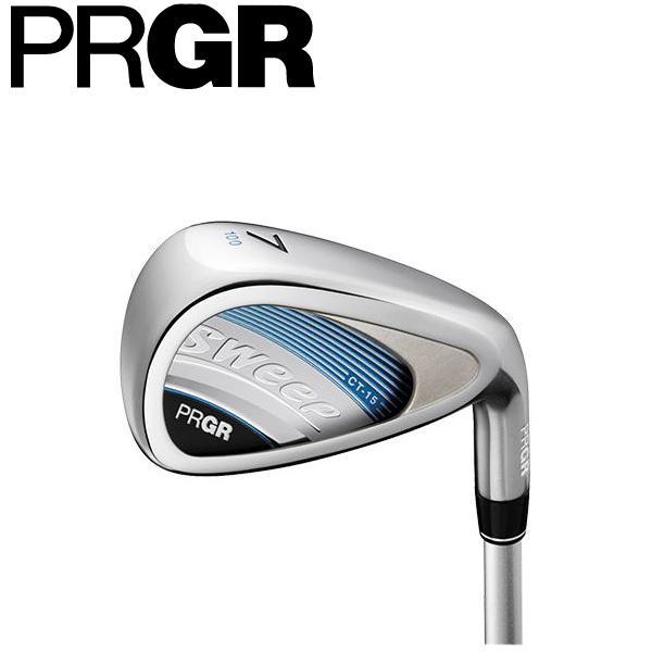 PRGR プロギア ゴルフ レディース アイアン5本セット(7-9 PW SW) SWEEP