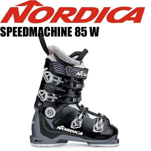 2016/2017 ノルディカ レディース スキーブーツ スピードマシン85 SPEEDMACHINE 85 W
