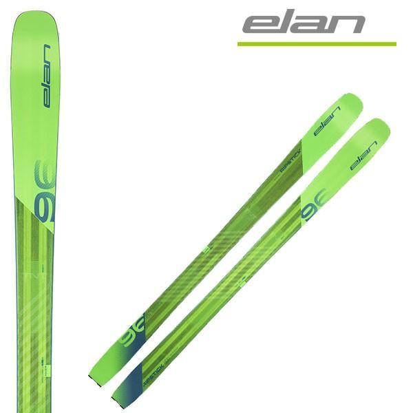 2019/2020モデル エラン スキー板 RIPSTICK 96 板のみの販売です。