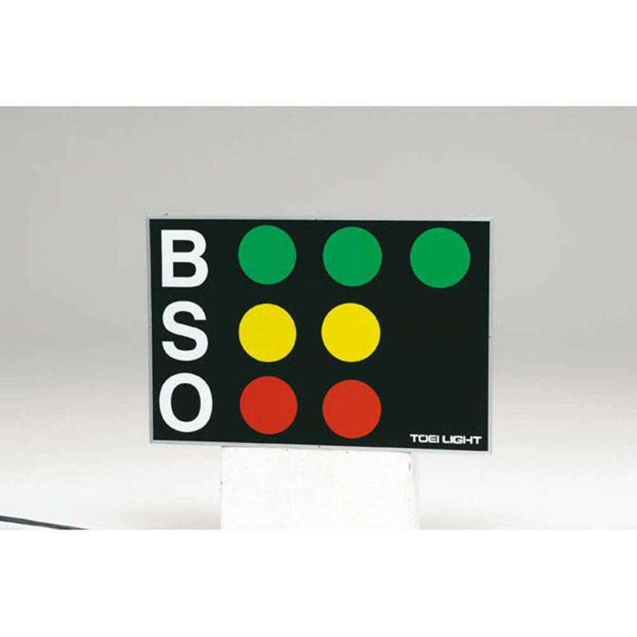 トーエイライト ベースボールカウンター TOE-B3660