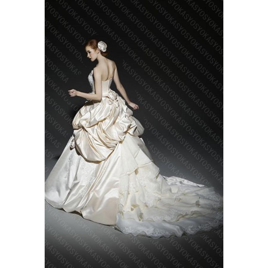 スタイル バッスル バッスルスタイルのドレス♡