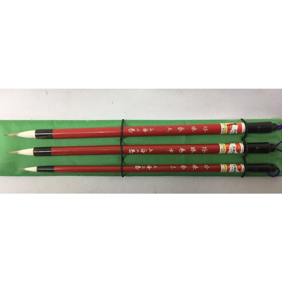 WB-350珍珠巻 3本/セット 大0.65×2.7/中0.6×2.5 cm/小0.45×2.05cm|kato-trading2