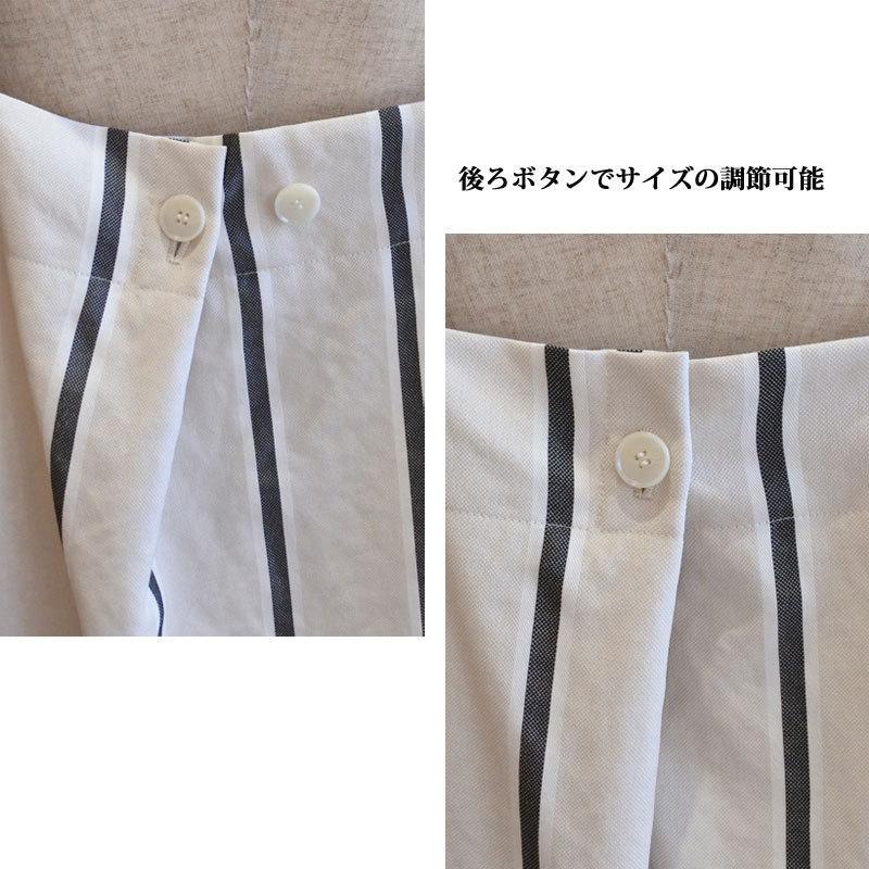 ミランカ サロペットワンピース ジャンパースカート 防シワ 洗濯機可 日本製 M66202 送料無料 あすつく mylanka 新作春夏物 ファスサンファール katoreya-fukui 05