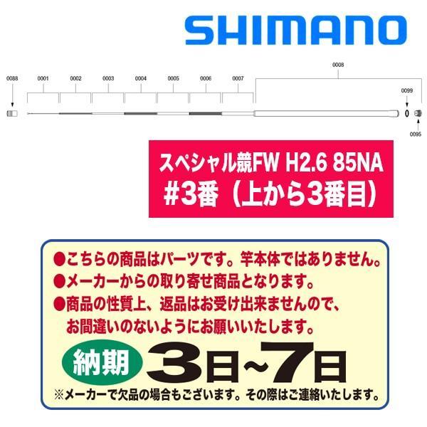 38850 スペシャル競FW H2.6 85NA #3番 (上から3番目)