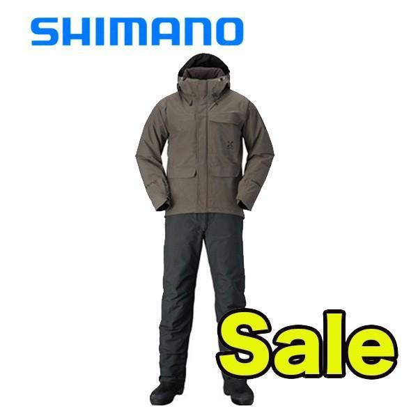 防寒スーツ XEFO GORE-TEX COZY SUIT RB-214Q 2XL/3XL シマノ