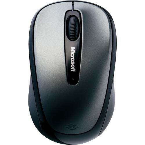 マイクロソフト 無線モバイルマウス3500 OUTLET SALE 買い物 シルバー