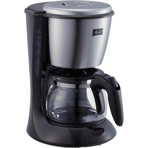 メリタジャパン お得クーポン発行中 コーヒーメーカーエズ 5杯用 送料無料限定セール中 SKG56−T