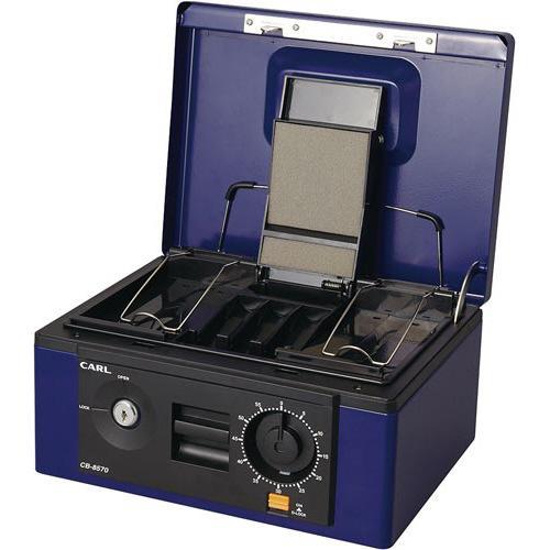 いつでも送料無料 カール事務器 ランキングTOP5 キャッシュボックス A5サイズ