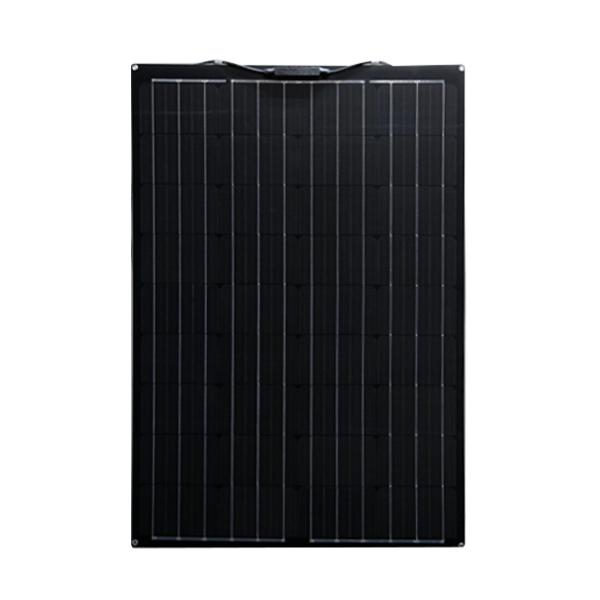 薄型 軽量 100W単結晶 セミフレキシブルソーラーパネル|kausmedia|02