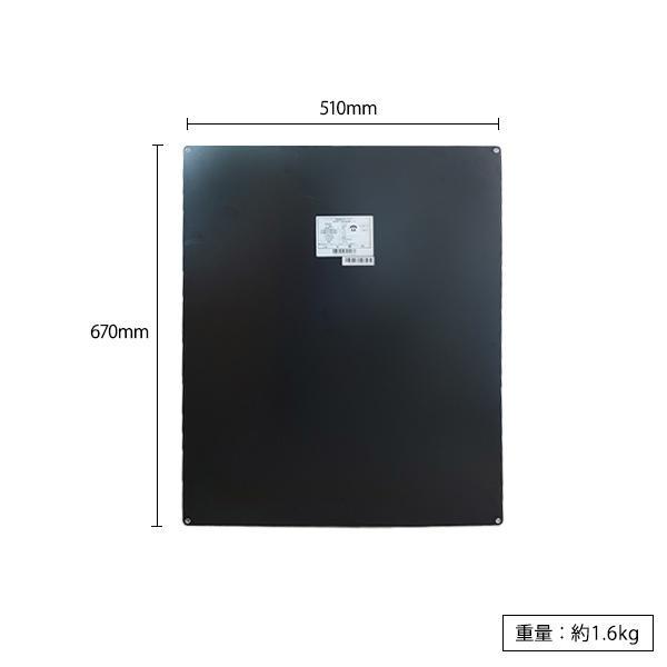 薄型 軽量 50W単結晶 セミフレキシブルソーラーパネル|kausmedia|03