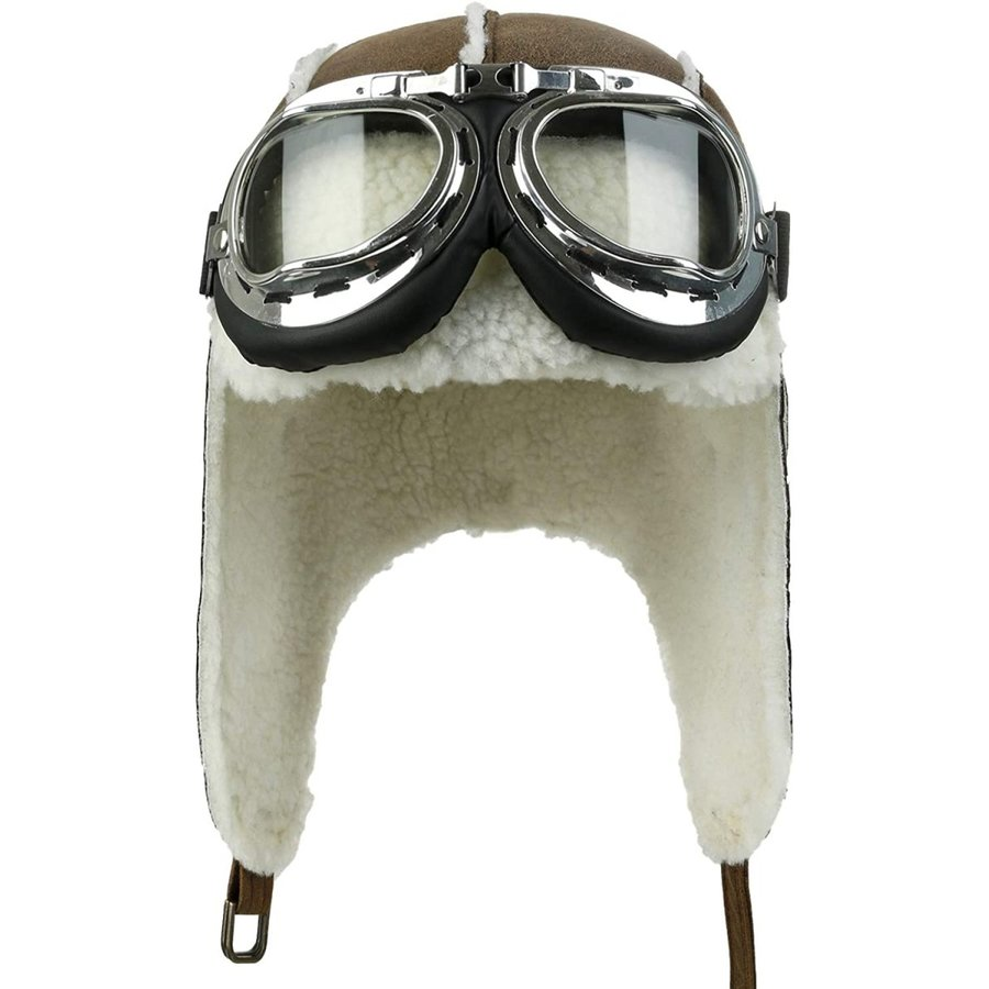 (イリリリー) ililily 飛行帽 帽子 ウィンター 冬 スノーボード・スノボ ファー 耳 flaps トラッパー トラッパー パイロッ|kavutens|03