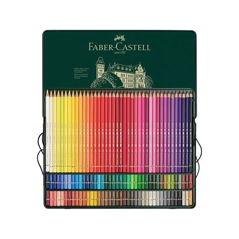 ファーバーカステル ポリクロモス油性色鉛筆 120色|kawachigazai