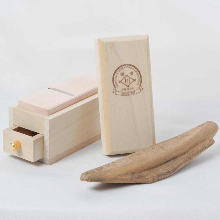 鰹節削り器 日本製 ミニ かつお節セット かつおぶし 本場枕崎産 kawamotoya 02