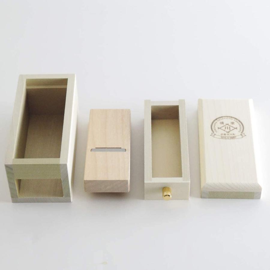 鰹節削り器 日本製 ミニ かつお節セット かつおぶし 本場枕崎産 kawamotoya 03