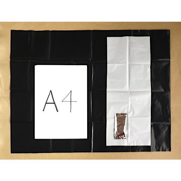 簡易トイレ 消臭 男女兼用 1回分(汚物袋・凝固剤・処理袋 各1個)|kawauchi|03