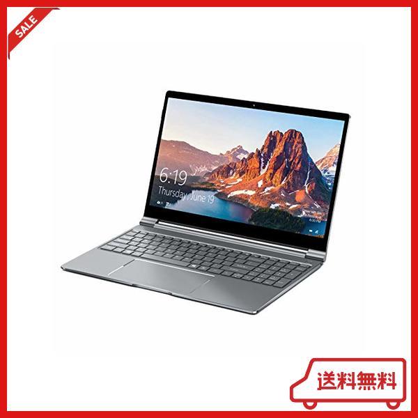 ノートパソコン 15.6インチ 薄型 大画面 PC TECLAST F15 テンキー バックライト キーボード 搭載 Windows 10 Celer