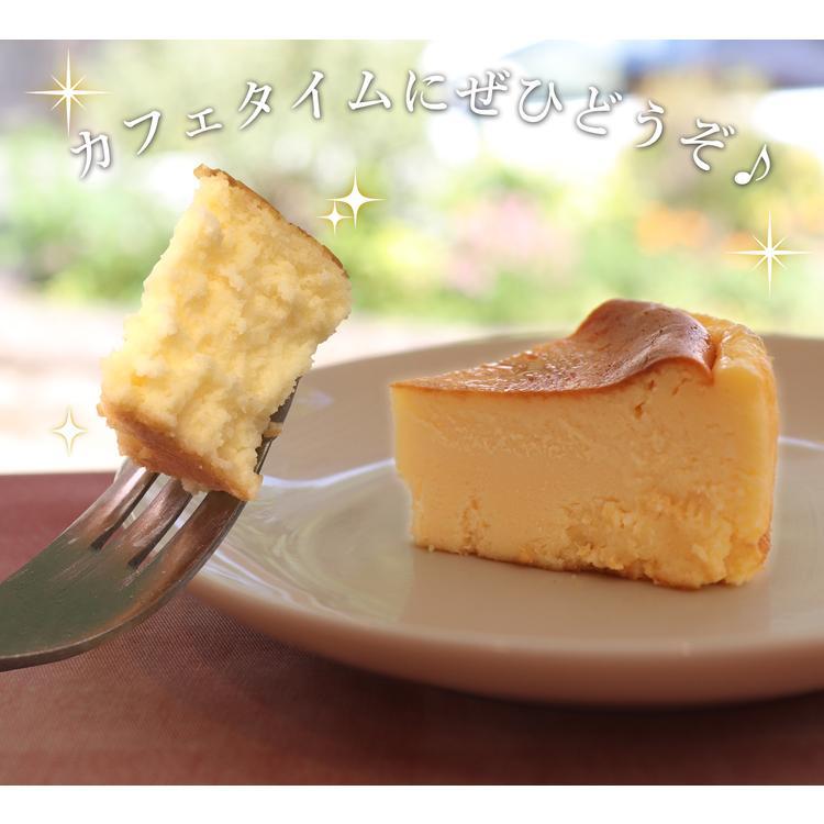 敬老の日 ギフト お取り寄せスイーツ 贈り物 バスクチーズケーキ|kazamidorihonpo|04
