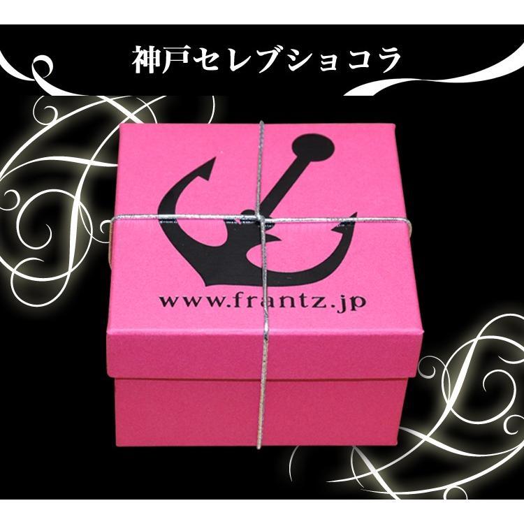 敬老の日 夏ギフト2021 神戸フランツ セレブショコラ 90g ギフト チョコレート|kazamidorihonpo|03