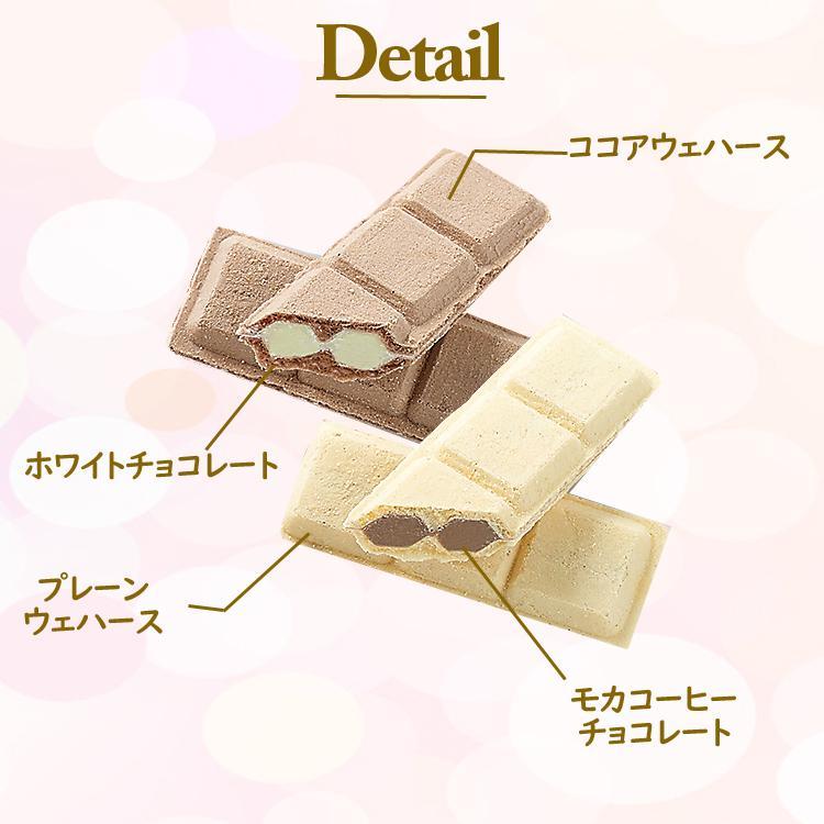敬老の日 神戸チョコレートスティック 24個入 個包装 プレゼント kazamidorihonpo 03