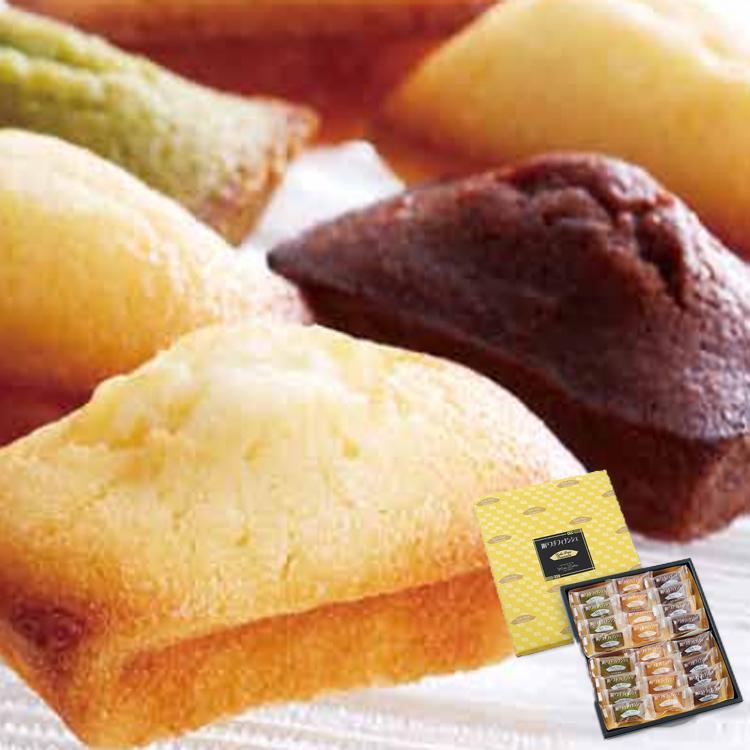 モンロワール 神戸プチフィナンシェ 24個入 常温 プチサイズ 3種類  おいしい しっとり 個包装 ギフト お渡し用 神戸 ご当地 お土産 |kazamidorihonpo