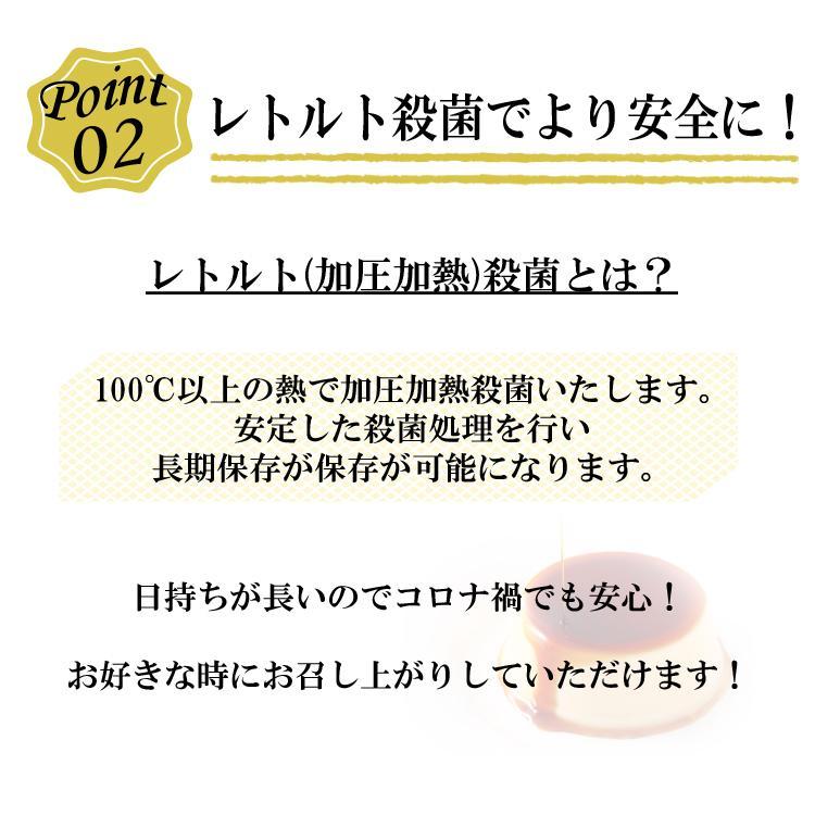 宅急便 ハロウィン 2021 プレゼント 銀のぷりん ミルクプリン 6個入|kazamidorihonpo|07