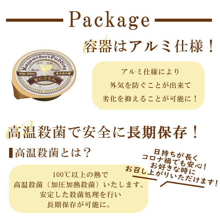 敬老の日 取り寄せ プレゼント ミルクプリン 2個 スイーツ 1000円ポッキリ|kazamidorihonpo|06