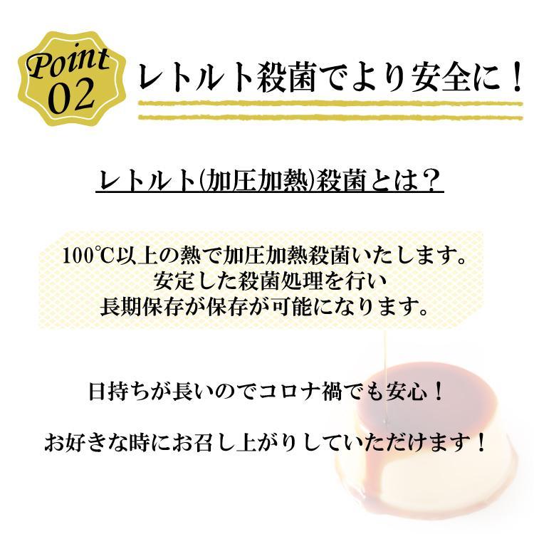 敬老の日 ギフト 個包装 ミルク プリン6個入 ラッピング付 kazamidorihonpo 09