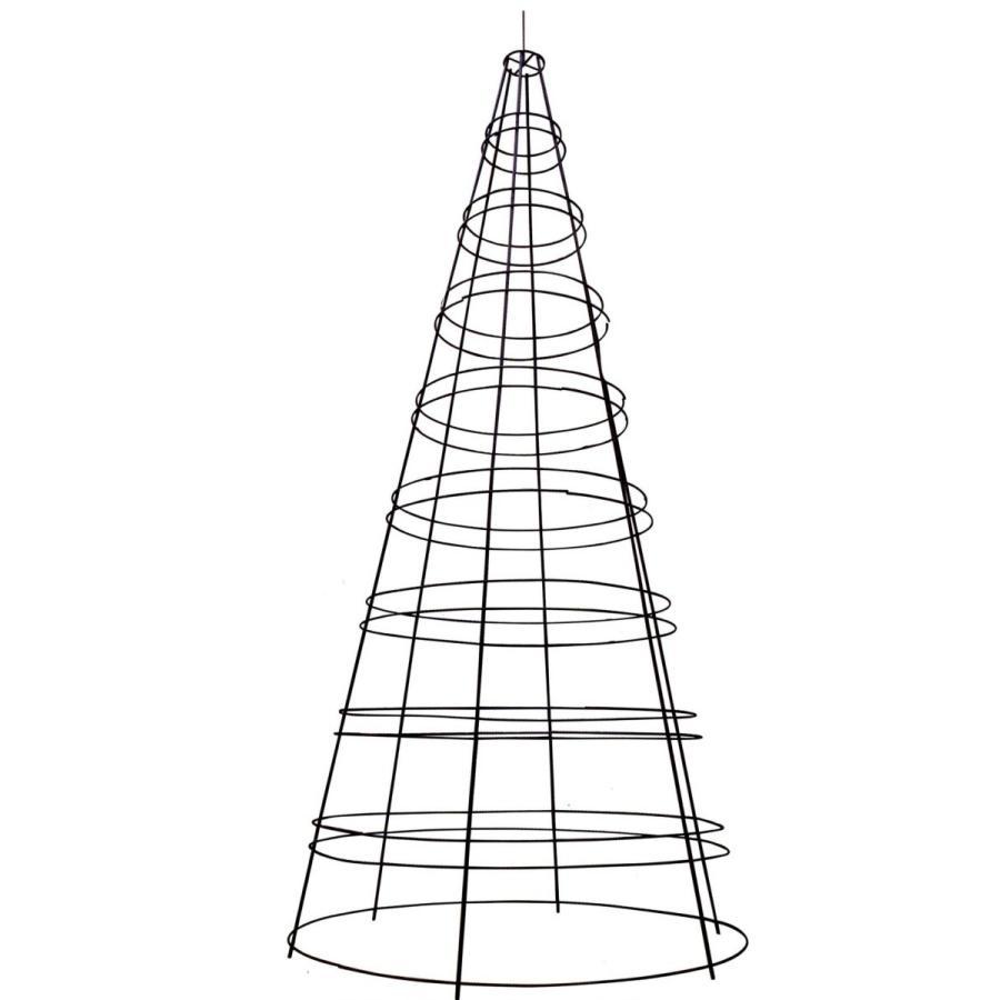 クリスマス商品 クリスマスツリー 10mコーンツリーフレーム