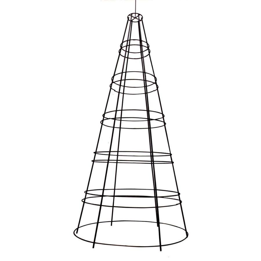 クリスマス商品 クリスマスツリー 7.2mコーンツリーフレーム