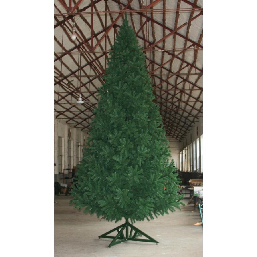 クリスマス商品 クリスマスツリー 3.6Mノーブルツリー(グリーン)